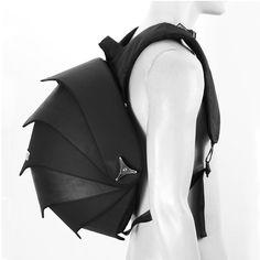 Pangolin-Rucksack aus alten Autoreifen
