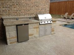 Red Stone Outdoor Kitchen Check More At Httpsrapflavacom - Red stone outdoor kitchen