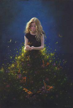Jimmy Lawlor - Artiste peintre : Juste Superbe !