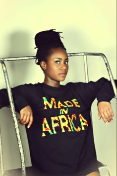 daghanaianchiq:  Made in Africa