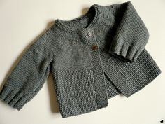 Cute baby sweater