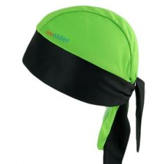 UV Bandana Skull Cap 317 Lime Green