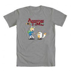 Adventure time T-shirt! I WANT but it's 25$... WAAAAAAAAHHH
