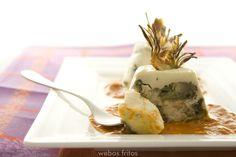 Receta de pastel de alcachofa