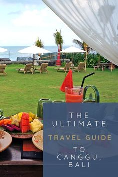 Ultimate Travel Guide To Canggu, Bali: Things To Do, Eat & Where To Stay - Breathing Travel Rent A Villa, Canggu Bali, Things To Do, Good Things, Most Romantic Places, Cool Cafe, Luxury Accommodation, Travel Guide, Travel Ideas