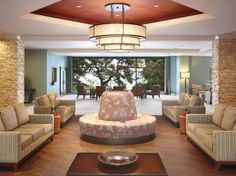 Wanting to spend a day in? Consider lounging in the Heidel House Resort & Spa lobby with a good book and a cup of coffee.  https://www.facebook.com/heidelhouse?hc_location=stream