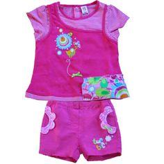 Tuc Tuc Girl T-shirt and Shorts Set Candy Muu « Clothing Impulse