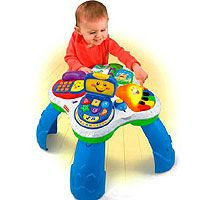 """Fisher-Price Laugh & Learn Fun with Friends Musical Table - Fisher-Price - Babies """"R"""" Us"""