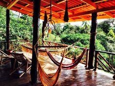 Bahía de los Delfines escondite, hotel de Bocas del Toro, Panamá