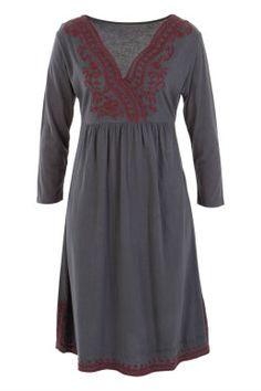 boho bird Kasbah Tunic Dress - Womens Knee Length Dresses - Birdsnest Online Clothing Store