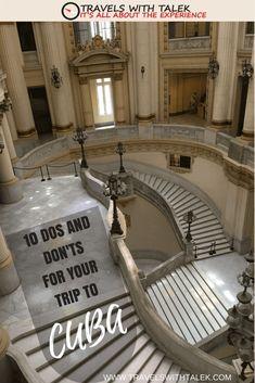 "Considering a trip to #Cuba? Here are a few ""dos and don'ts"" to help you make the most of your planned trip. #cubatravel #cubatraveltips #cubatravelhavana #havanatravelguide #havanatravel"
