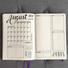Can you believe it is almost August? Loving this spread from @bujo_blossoms #Repost @bujo_blossoms Slowly prepping for August so it doesn't sneak up on me . . . . . . . . . . . . . . . #bujo #bujospread #bujolove #bujolover #bujonewbie #bujojunkies #bujoinspire #bujoaddict #bulletjournal #bulletjournalist #bulletjournaljunkies #bulletjournalnewbie #bulletjournaladdict #journal #journaling #journals #planneraddict #planning #bujoblossoms #leuchtturm1917 #tracking #bulletjournalmonthlylog…