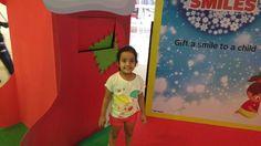 A thousand smiles back to you little Santa! :) #InorbitMakesMeSmile