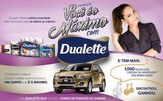 Promoção Dualette 2015: Concorra a um automóvel Mitsubishi ASX 0 km!