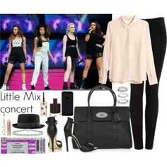 Little mix concert
