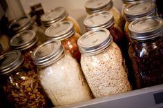 Cómo comprar grandes cantidades de forma inteligente #ahorro #comida #organización #consejos