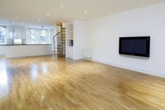 wood floor, white walls... now what?