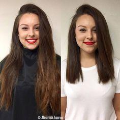 Womens Haircuts 2018 30 Fresh & Fun Mid Length Haircuts You'll Love To Rock Buyi Medium Length Hair Straight, Long To Short Hair, Medium Long Hair, Medium Hair Cuts, Long Hair Cuts, Medium Hair Styles, Short Hair Styles, Long To Medium Haircuts, Long Length Haircuts