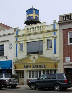 Ann Sather, Chicago, IL. Has the best cinnamon rolls ever! It's a must every time I go home.The rolls have also been highlighted on The Food Network they're SOOOO good.