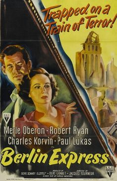 Berlin Express - Jacques Tourneur (1948)