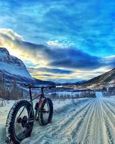"""www.fat-bike.com on Instagram: """"yes yes #FYF #Repost @steffenhautala ・・・ Exploring new places • #fatbike #fatbikenorge #lifebehindbars #whyiride #norway #strava…"""" Behind Bars, Fat Bike, Norway, Exploring, Mountains, Places, Nature, Travel, Life"""