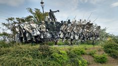 Memento park in Budapest, Hungary Budapest Hungary, Park, Parks