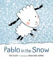 Cover image for Pablo in the snow