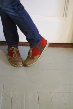 Clarks Desert Boots + Woolrich collaboration   limited edition   Tales for Karina