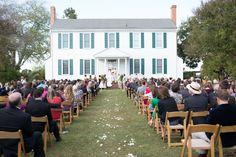 Oak Level Farm; Plantation Home; Southern Wedding; 1800s; Wedding & Event Venue