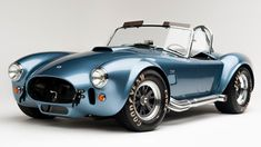 1965 Shelby Cobra, Shelby Gt 500, 427 Cobra, Mustang Shelby Cobra, Shelby Car, Classic Sports Cars, Best Classic Cars, Muscle Cars Vintage, Vintage Cars