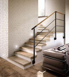 Risultati immagini per rivestimento scale con gress