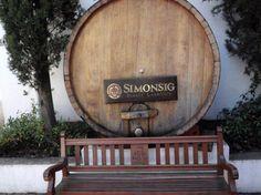 LAND ROVER EXPERIENCE @ Simonsig, Stellenbosch Landing