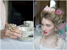 Marie Antoinette: Styled Wedding Inspiration