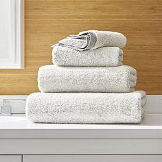 #FairfieldGrantsWishes Grey Bath Towels