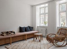 Unique Home Of Danish Craft Artist - Gravity Home Living Room Remodel, Home Living Room, Living Room Designs, Living Room Decor, Living Spaces, Interior Architecture, Interior Design, Interior Decorating, Gravity Home