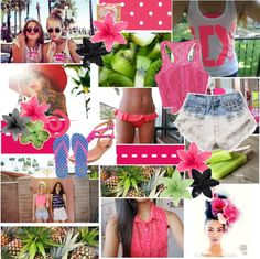 """Candy Pink"" by ailly87 on Polyvore"