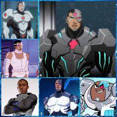 Justice League: Throne of Atlantis Super Powers Team: Galactic Guardians Smallville Justice League: War Justice League: Doom Teen Titans Go! Half Man, All Hero, Teen Titans Go, Comics Universe, Smallville, Justice League, Super Powers, Marvel Dc, Black And Brown