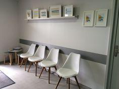 salle dattente #dentist: