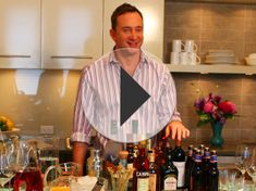 VIDEO: Clinton Kelly ~ Drink Basics and The Home Bar