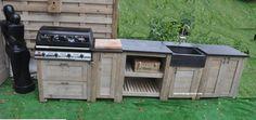 buitenkeuken modular - buitenkeuken steigerhout - tuinmeubelen en buiteninrichting