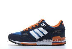 cheap for discount f5c4e 894be Adidas Zx750 Women Dark Blue White Orange Christmas Deals, Price   104.00 - Adidas  Shoes,Adidas Nmd,Superstar,Originals