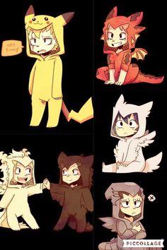 Imagem de kawaii, fairy tail, and natsu dragneel Laxus Fairy Tail, Fairy Tail Sting, Fairy Tail Kids, Gale Fairy Tail, Fairy Tail Meme, Fairy Tail Comics, Fairy Tail Family, Fairy Tale Anime, Fairy Tail Natsu And Lucy
