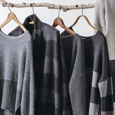 Because grey is the new black - EILEEN FISHER