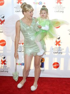 mother daughter costume | Picture This: Most Adorable Celeb Kids Halloween Costumes | Ology