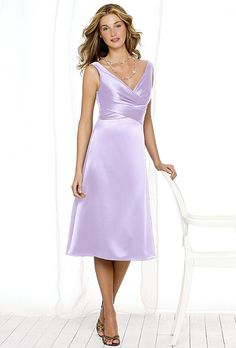 Bridesmaid Dresses In Lavender Mist 52