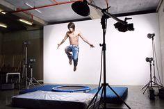 Fotografico                                                                                                                                                      Mais Photo Tips, Photo Ideas, Small Studio, Studio Setup, Home Studio, Deco, Photography Tips, Lighting, Awesome