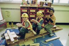 playing is learning - download PDF articles on Play and how to foster learning through play