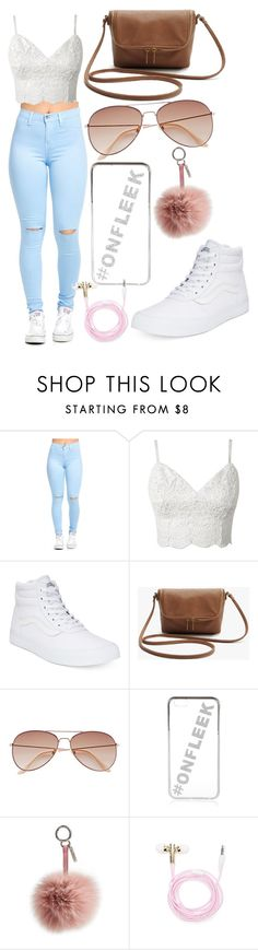 """Untitled #256"" by scasey-2 ❤ liked on Polyvore featuring Vans, H&M, River Island, Fendi and Forever 21"