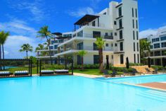 Beautiful, new contemporary apartments located in an exceptional beachfront community a short walk from downtown Sosua. Beach Club, Spa and onsite facilities set in tropical gardens make this a very select project for a very select property.