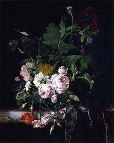 Willem van Aelst (1626-1683) was a Dutch painter of the Baroque period.